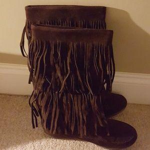Shingle Boots